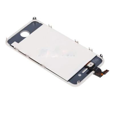 iPhone 4,4s Οθόνη κομπλέ Λευκή 25€...